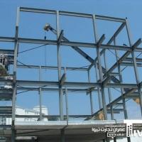 اسکلت فلزی 15 200x200 - گالری اسکلت فلزی