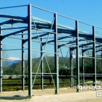 اسکلت فلزی 18 200x200 - گالری اسکلت فلزی