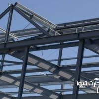building frame steel