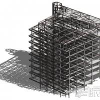 اسکلت فلزی 9 200x200 - گالری اسکلت فلزی