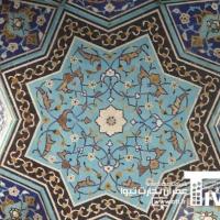 کاشی کاری اسلیمی 18 200x200 - گالری کاشی کاری (اسلیمی)