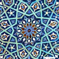 کاشی کاری اسلیمی 3 200x200 - گالری کاشی کاری (اسلیمی)