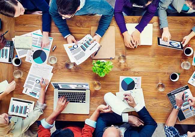 تیم طراحی وب سایت - خانه