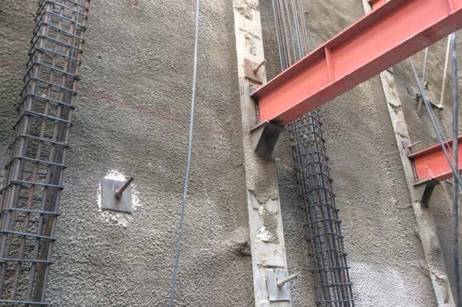 دیوار-بتنی