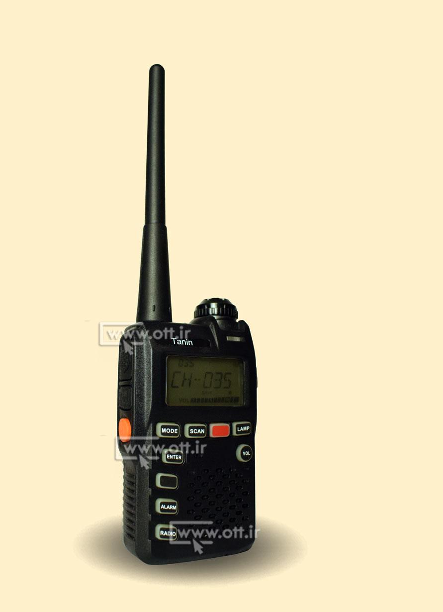 بیسیم واکی تاکی مجاز TN2000 - باطری بیسیم طیف و طنین مدل TF-192 , TN2000