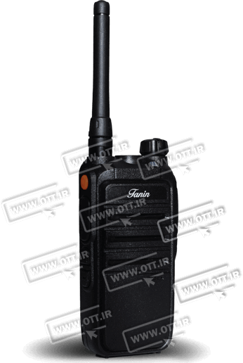 walkie talkie GP 89 - بیسیم واکی تاکی مجاز طنین TANIN TN2000