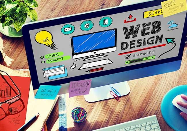طراحی سایت سئو - خانه