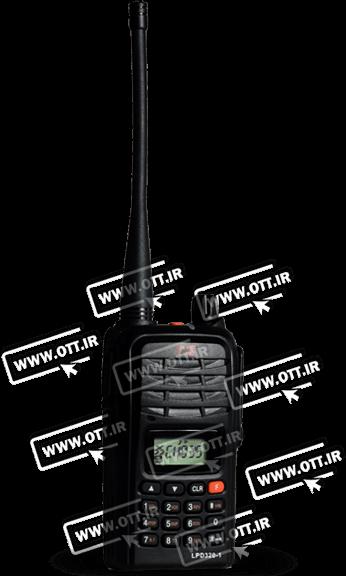 walkie talkieTB LPD 320 - بیسیم واکی تاکی مجاز طنین TANIN TN2000