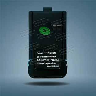 باطری بیسیم واکی تاکی مجاز طنین Tanin GP 89 300x300 - خرید اینترنتی بیسیم