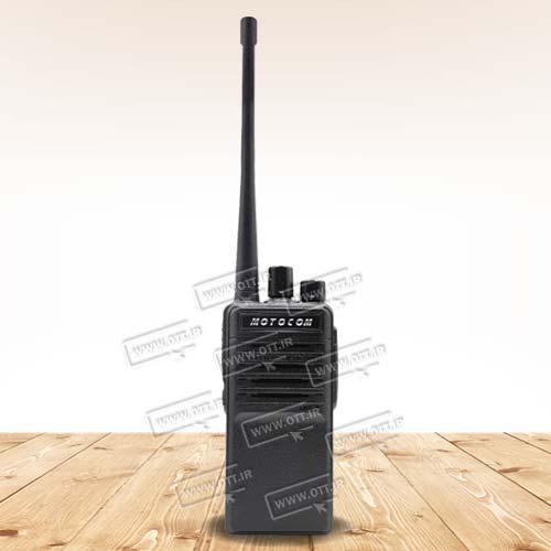 walkie talkie Motocom MC444 - بیسیم واکی تاکی مجاز موتوکام MOTOCOM MC444