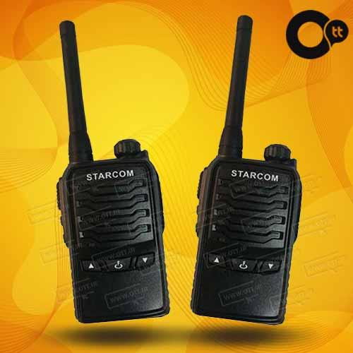 walkie talkie starcom s2
